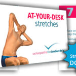 How to reduce desk-related aches and pains