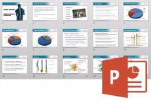 OFI Manual Handling sample Powerpoint presentation