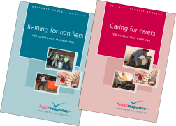 Sample Manual Handling Toolkit Booklets from OFI