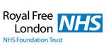 Royal Free London NHS logo
